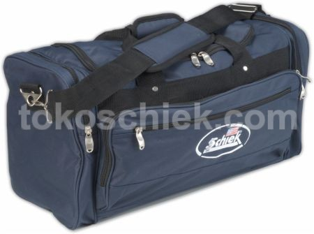 SCHIEK Gym Bag (Available: Black / Blue Navy)